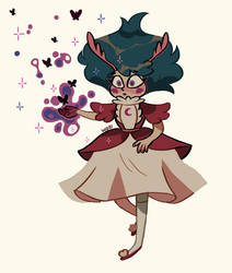 Eclipsa Butterfly by wolli-f
