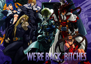 Guilty Gear is back, babeh