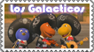 Los Galacticos by Backyardigans-Stamps