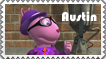 Austin by Backyardigans-Stamps