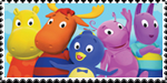 The Backyardigans by Backyardigans-Stamps