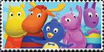 The Backyardigans by Backyardigans-Stamps