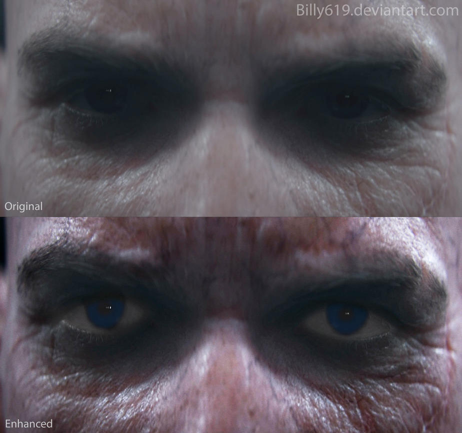 The Eye's of John (Master Chief eye's enhanced) by Billy619