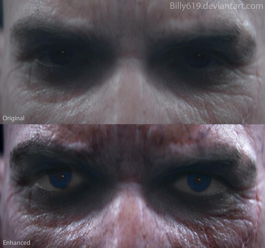 Master Chief Eyes