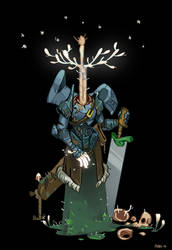 Stag Knight
