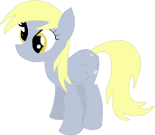 Derpy by AnimeHunter17