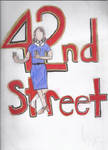 42nd Street Poster
