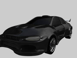 Concept Car - WIP by justinsub7