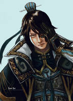 Dynasty Warriors: Sima Shi by ShinjiSaigohakai