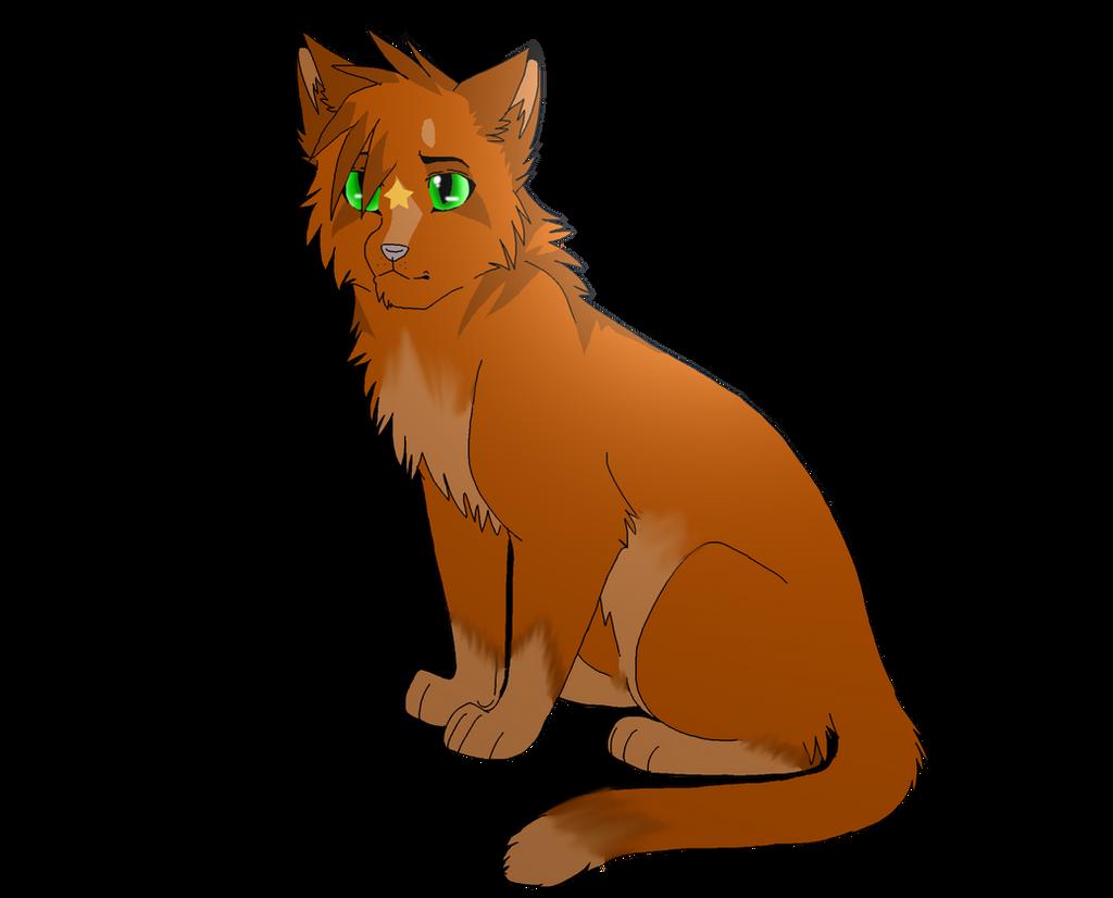 Firestar by Warrior-Junkie on DeviantArt Warrior Cat Drawings Firestar