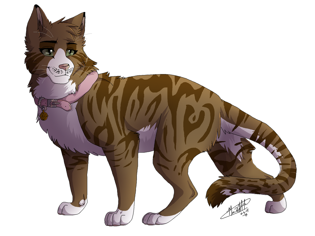 Warrior Cats Princess And Smudge
