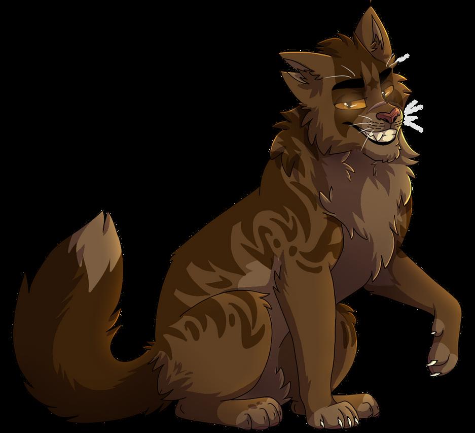 Fox Warriors Cats