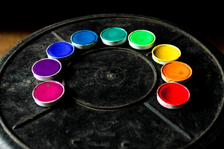 64 rainbow by saliyalein