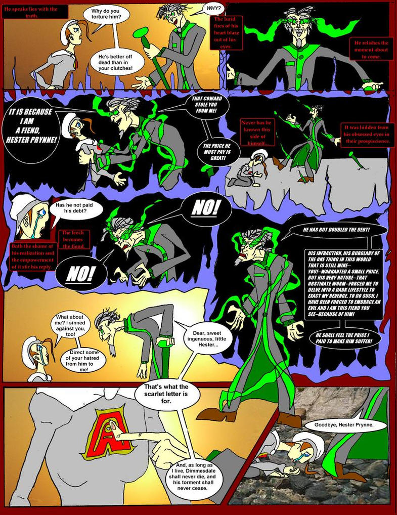 Scarlet Letter Comic pg 9b by 87392v