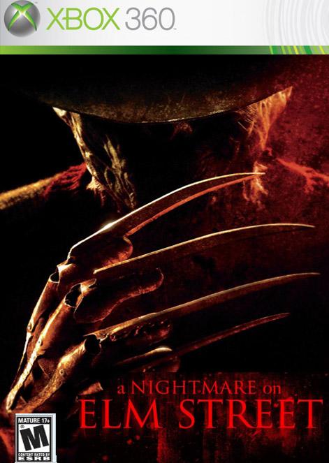 nightmare on elm street 2010 online game