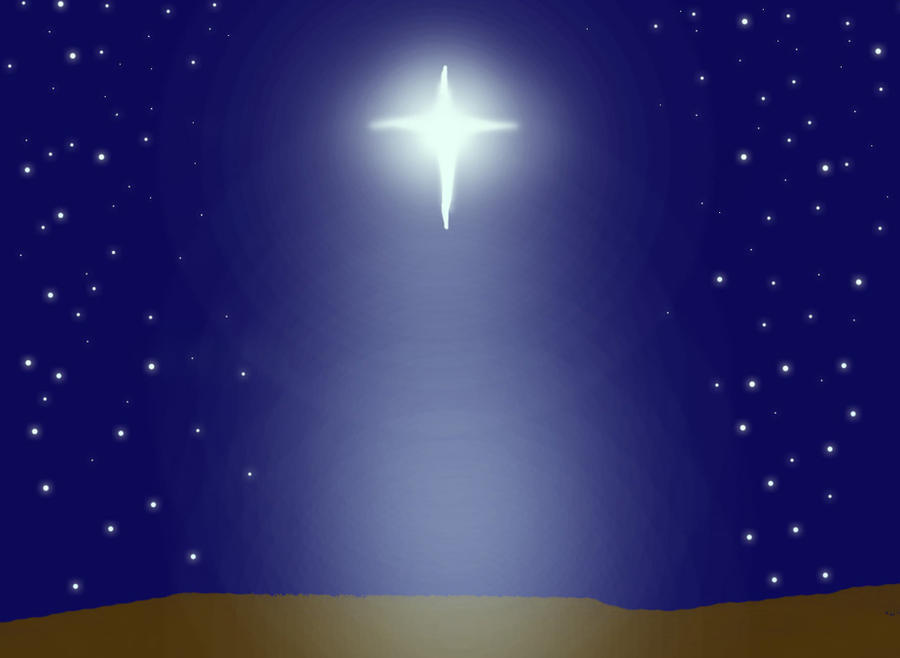 Star Of Bethlehem by FullMoonMaster