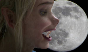 Nora and the Full Moon