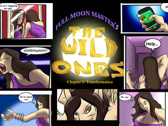 The Wild Ones Chapter 2 Teaser by FullMoonMaster