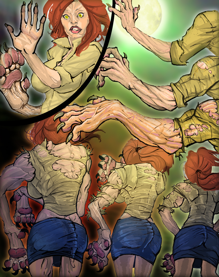 She Venom Mary Jane Transformation Mary jane in we are she