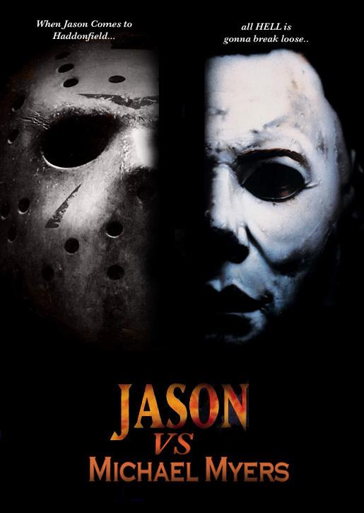 Jason Vs Michea... Jason Vs Michael Myers Comic