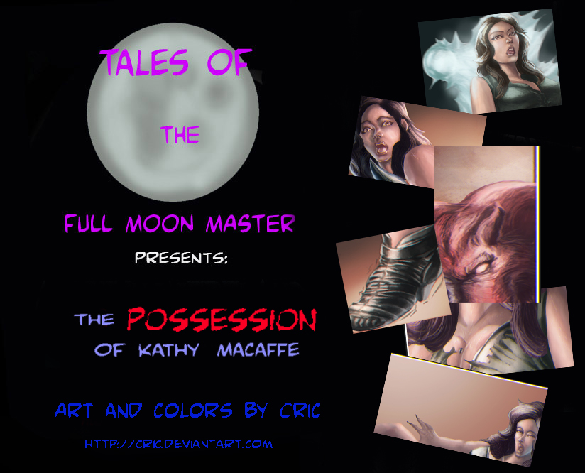 The Possession Of Kathy Macaffe Teaser by FullMoonMaster