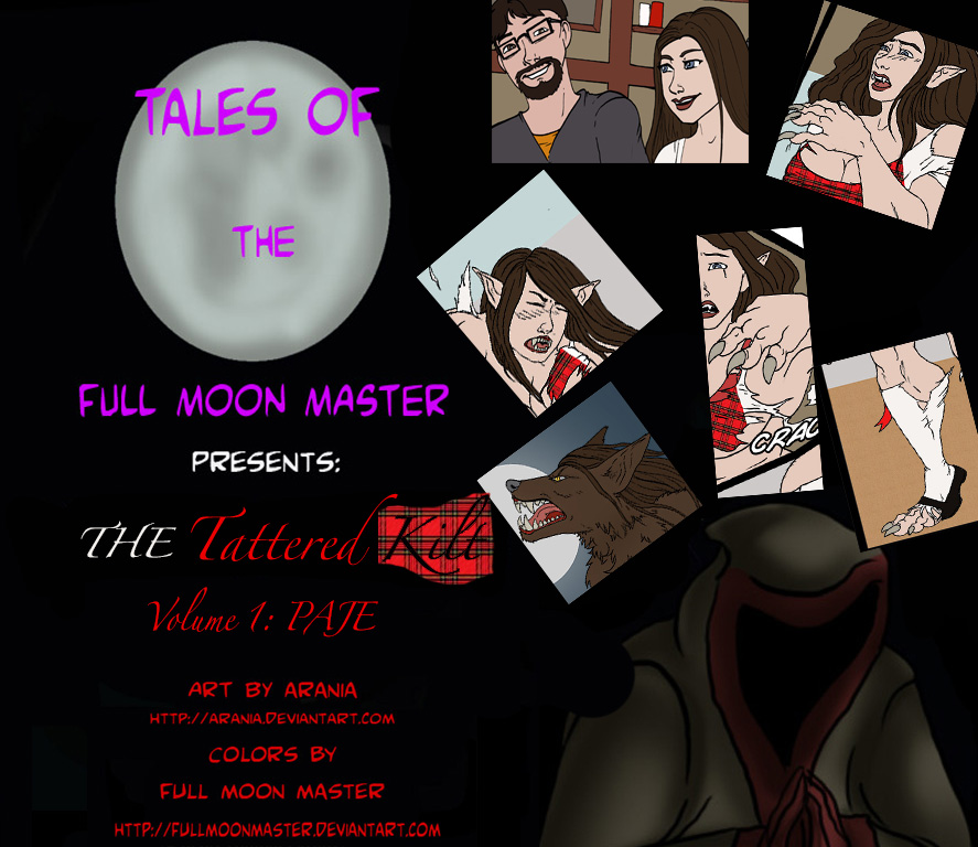 The Tattered Kilt Vol 1 Paje teaser by FullMoonMaster