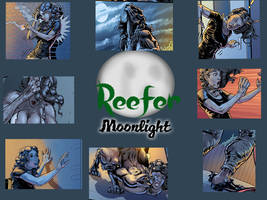 Reefer Moonlight teaser Poster by FullMoonMaster