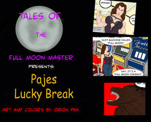 Pajes lucky break donation gift preview by FullMoonMaster