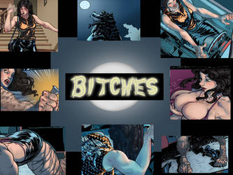 Bitches Teaser Poster by FullMoonMaster