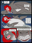 The Deleted Scene: Ariel The Were-Shark 03