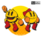 Pacman And Ms.Pacman