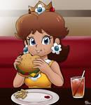 Daisy's burger by Mariohenri