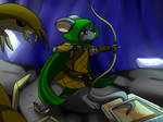 Mice and Mystics - Lily's Tail