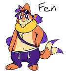Fen the Buizel