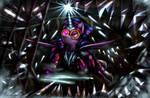 Masked Matter-Horn (Twilight)[Power Ponies]