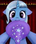 Trixie wants a hug! [Comm Reward]