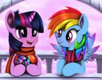 Dashie x Twi - Collab [Comm Reward]