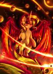 Phoenix Wings [Comm Reward]