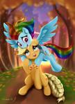 Friendship Never Ends! - AppleDash