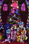 Merry Christmas and Happy Hearth's Warming!