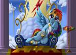 Cloudsdale Throne