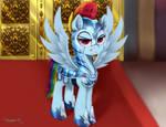 Rainbow Crystal Guard