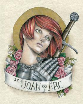 Saint Joan of Arc
