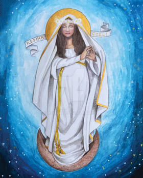 Queen of Heaven (Our Lady of the Apocalypse)