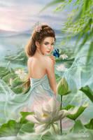 Morning Lotus by crystalrain272