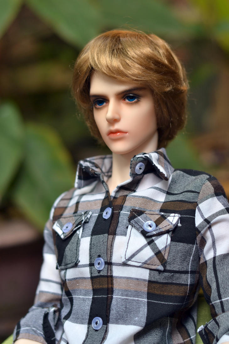 Jack's new faceup by crystalrain2702