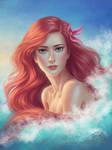 The Little Mermaid by crystalrain272