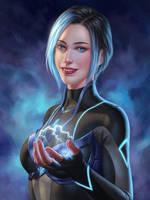 Commission: Spark