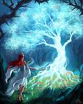 Commission: Magic Oak Tree