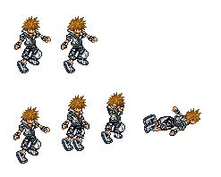 Final Form Sora Sprites by Ramzab87